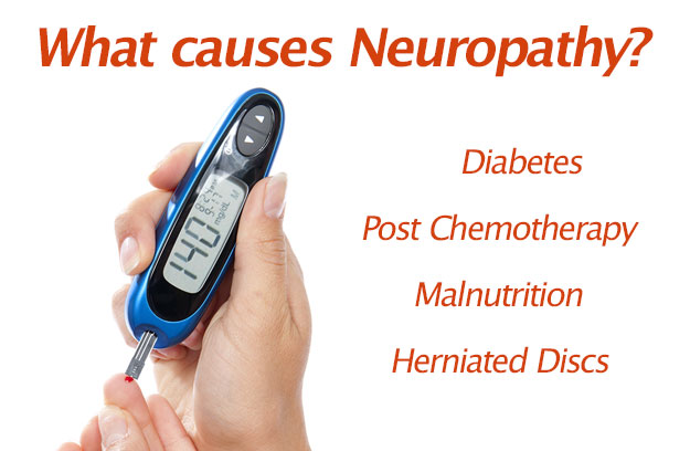 What causes Neuropathy